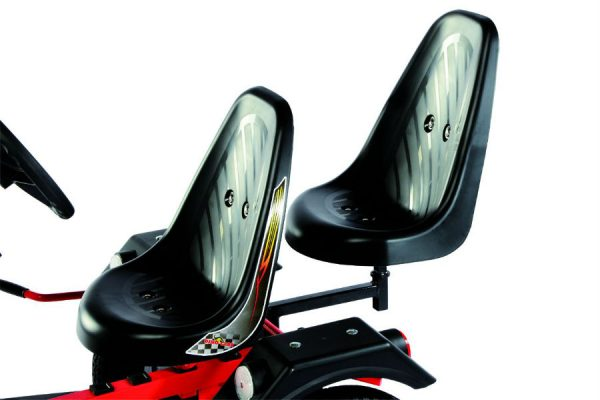 Dino Cars Passenger Seats