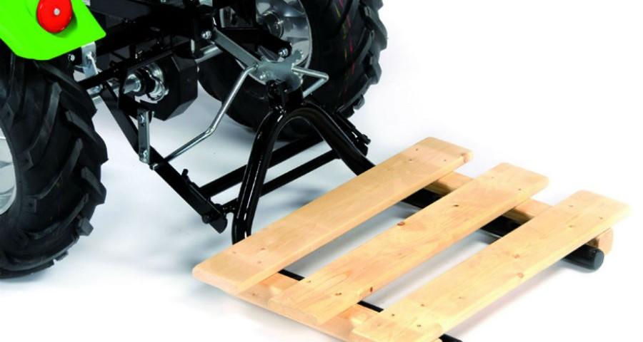 Dino Cars Pallet fork Lift including pallet