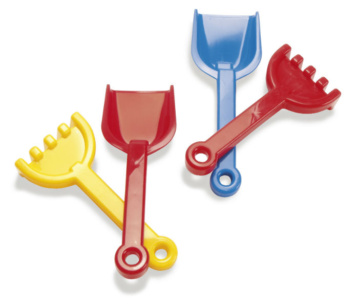 Dantoy Spades/ Shovel & Rake