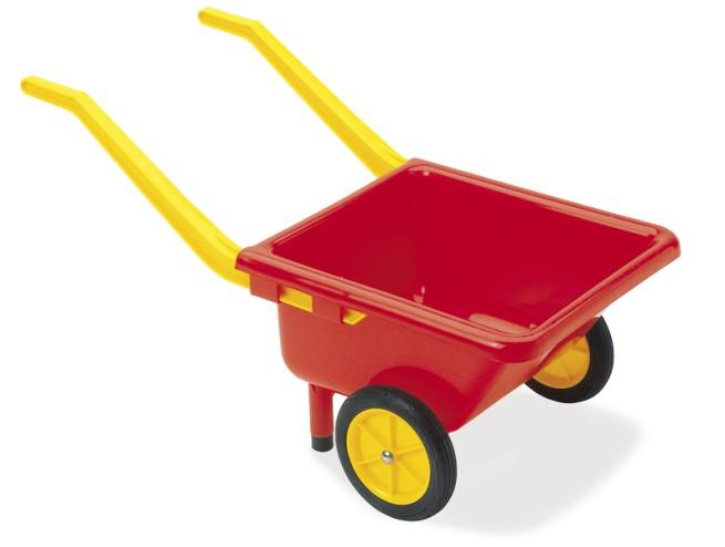 Dantoy red wheelbarrow