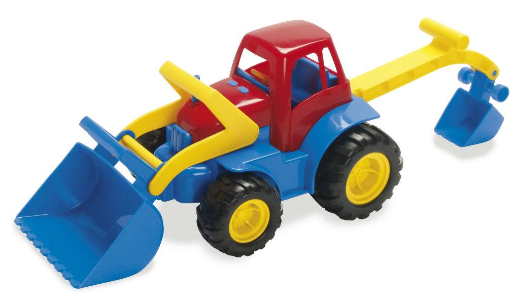 Dantoy Tractor/Digger