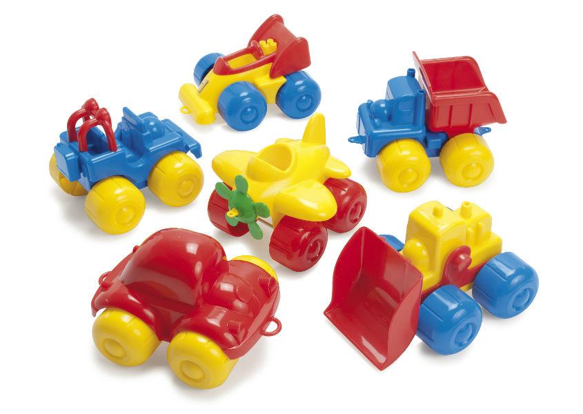 Dantoy Vehicles