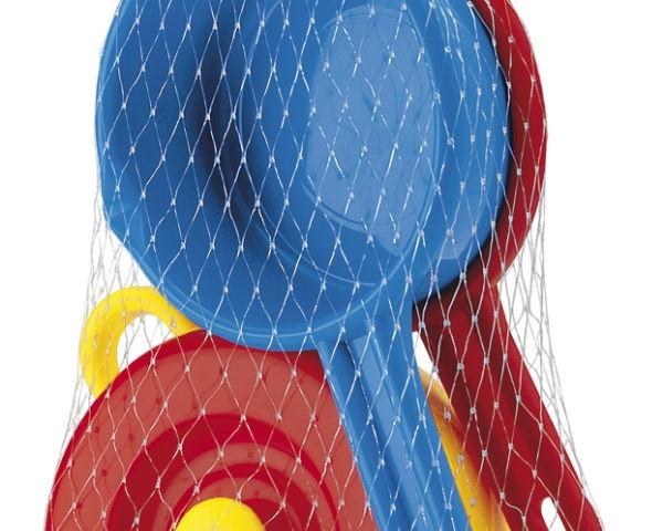 Dantoy Pots and Pans in Net