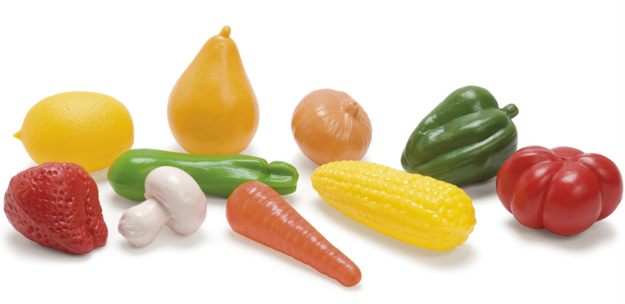 Dantoy Fruit & Vegetable set