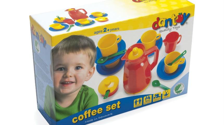 Dantoy Coffee Set