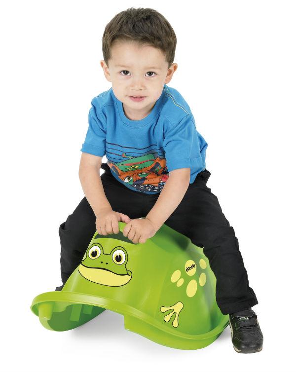 Dantoy Frog Rocker Single