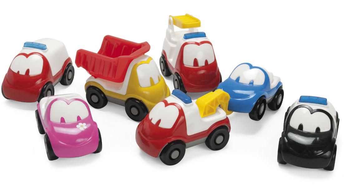 Dantoy Fun Cars