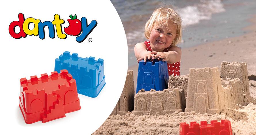 Dantoy sand & beach toys