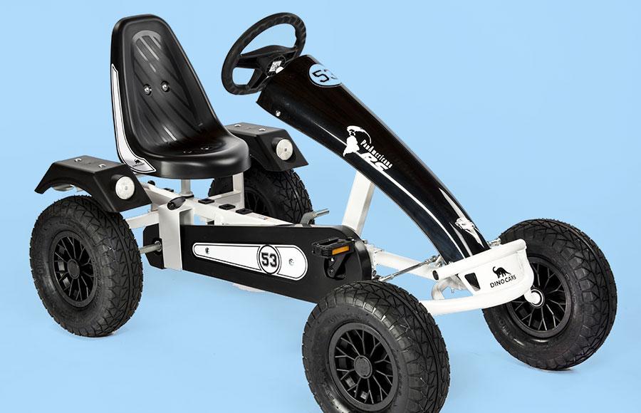 Dino Go Kart