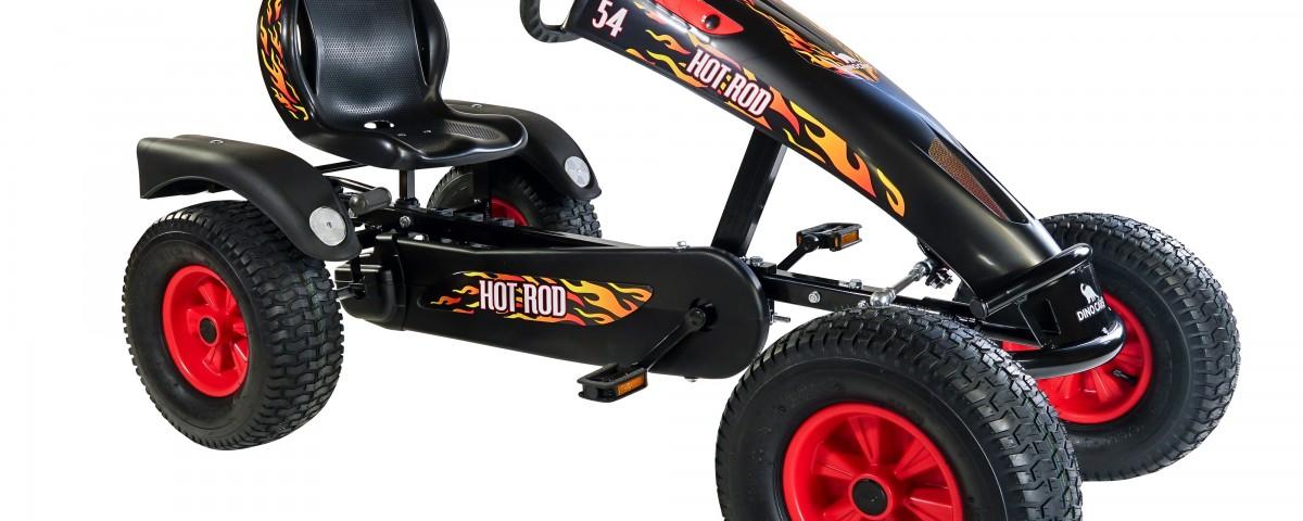 Dino Cars Go Kart Hot Rod BF1