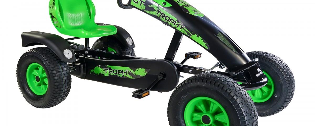 Dino Cars Go Kart Trophy BF1