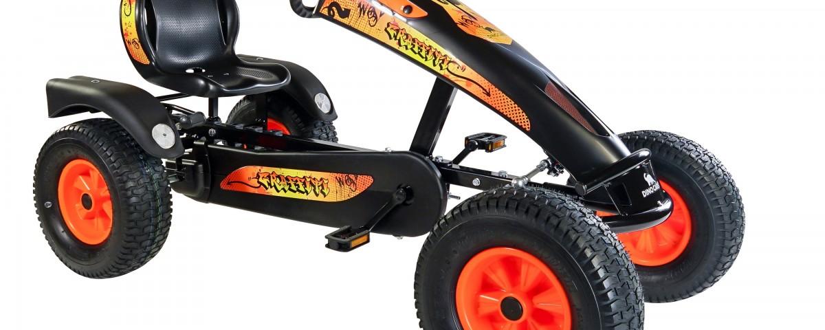 Dino Cars Go Kart Graffiti BF1