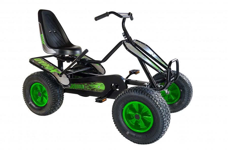 Dino Cars Go Kart X-QUAD AF