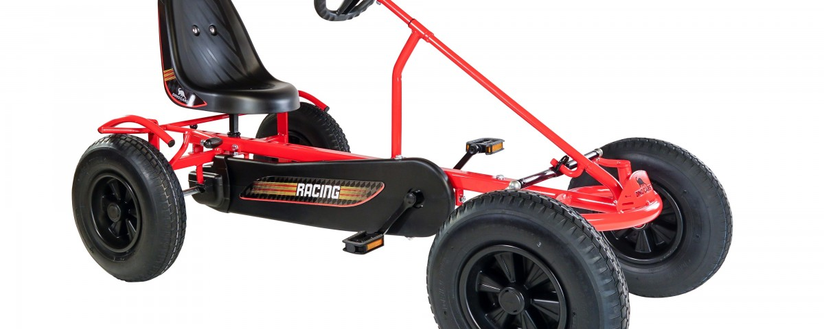 Dino Go Kart Sprint AF RED