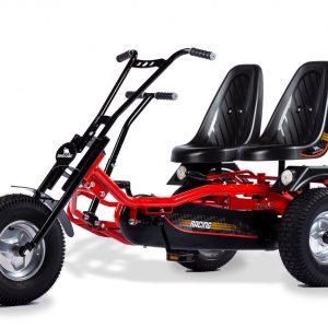0143F Dino Cars 2 Rider F