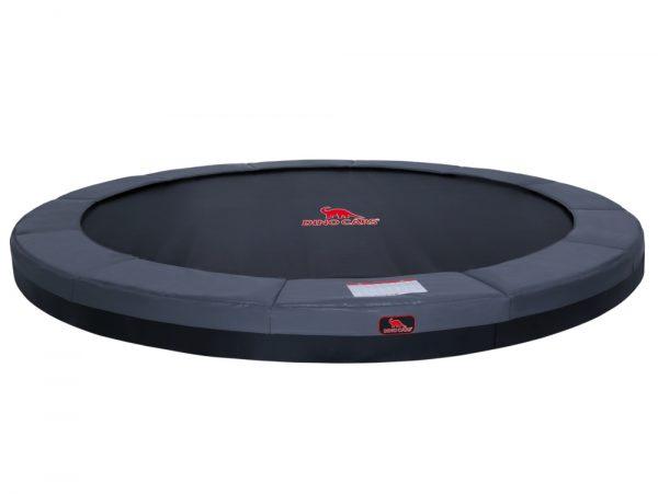 12ft Dino flat level trampoline