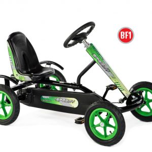 Dino Cars Speedy BF1 Black & Green
